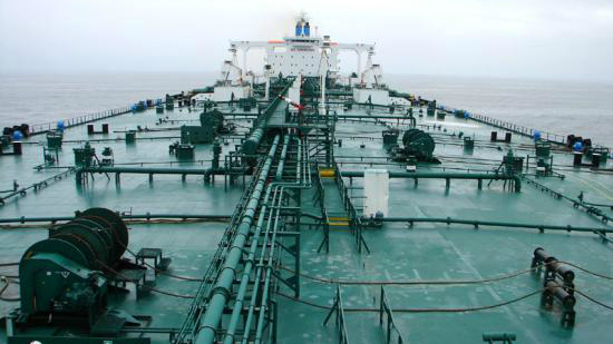 US Crude Ban